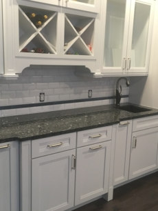 Subway Tile Backsplash Glass Decor